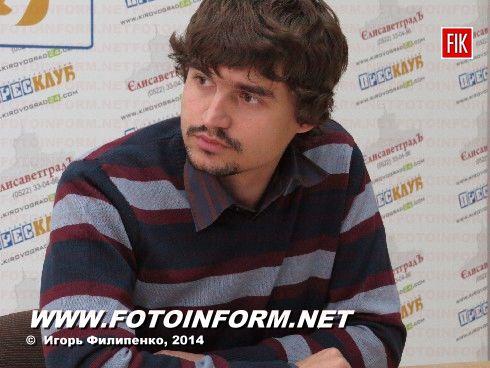 председатель Ассоциации Политических Наук Дмитрий Синченко