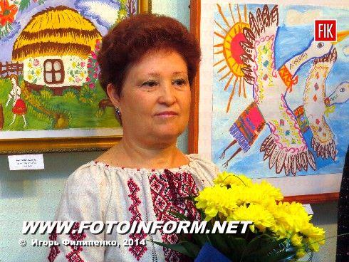 Создателем «Писанки» является Светлана Стороженко