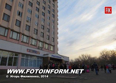 В Кировограде на кинопробы нового сезона юмористического киножурнала «Байки»