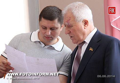 Кіровоград: сесія міськради - новий заступник мера, ротація у виконавчому комітеті