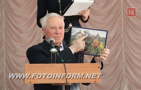 Сегодня, 5 декабря, в Кировоградском городском совете прошли торжества по случаю Дня местного самоуправления.