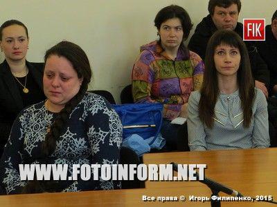 Сьогодні, 12 березня, ще дві кіровоградських родини загиблих у антитерористичній операції на Сході Україні військовослужбовців отримали житло.