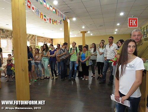 """Сегодня, 1 июня, в центре Кировограда состоялось открытие тайм клуба """"Берлога"""" - первого в городе заведения в формате """"свободное пространство"""" или """"антикафе""""."""