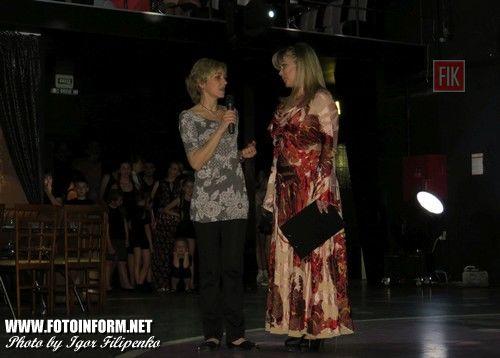 Вчера, 7 июня, в Кировограде состоялся первый открытый экзамен школы моделей и эстетического воспитания «MIX Models».
