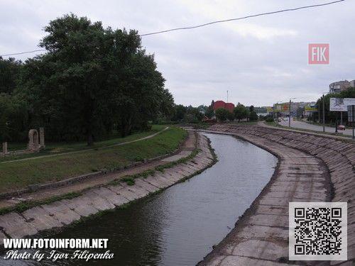 Кировоград: с центра города вывезли двадцать шесть тысяч тонн ила (ФОТО), Ингул