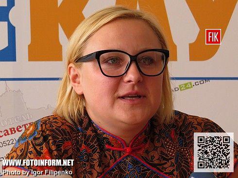 кировоград, ольга гриднева .фото Игоря Филипенко