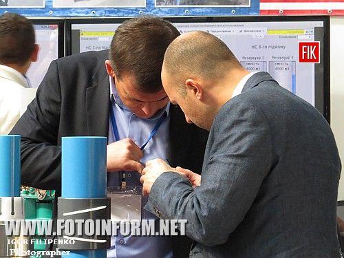 В Кировограде 86 компаний мира показывают инновации