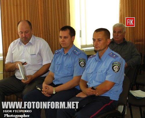 Кировоград: поведение болельщиков вызвало беспокойство