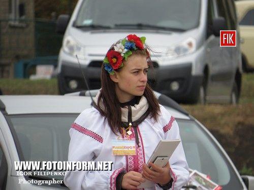 """Сегодня, 1 октября, в Кировограде начала свою работу национальная выставка """"Агроэкспо- 2015"""""""