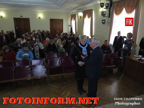 Кировоград: посмертно награды погибшим героям АТО (фото)