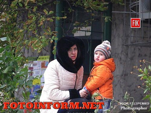 Кировоград: праздник в микрорайоне «Школьный»
