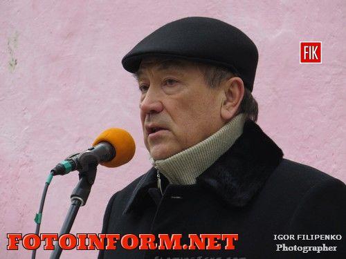 директор шахты «Ингульская» Равиль Аглиулин