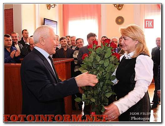 Вчера, 28 октября, в Кировоградском городском совете состоялась последняя сессия депутатов горсовета шестого созыва