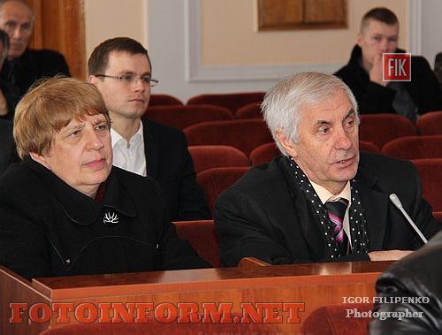 Кіровоград: позачергова сесія все ж таки відбулася (ФОТО)