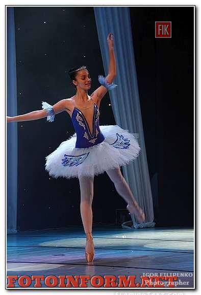 Вчера, 8 декабря, состоялся праздничный концерт, посвященный 20-й годовщине со дня основания образцового хореографического ансамбля «Анюта» под названием «Двадцатая зима».