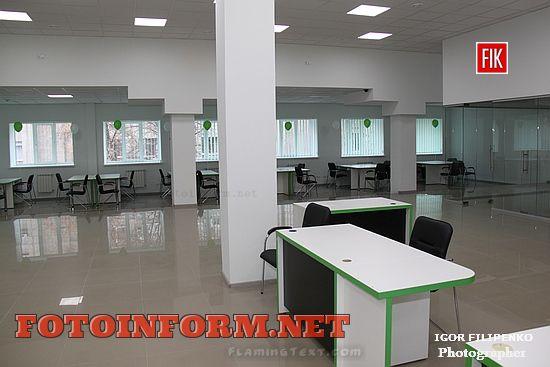 Оновлене приміщення middle-office чекає на кіровоградців (ФОТО)