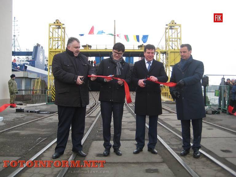 Одеські залізничники взяли участь у відправленні демонстраційного рейсу контейнерного поїзда за маршрутом «Шовкового шляху»