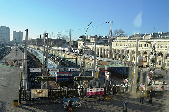залізничний вокзал Одеса-Головна