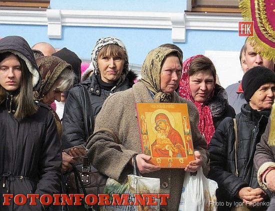 У Кіровограді відбувся Хресний хід на честь ікони Божої Матері, фото Ігора Філіпенка, кіровоград,Кафедрального собору Різдва Пресвятої Богородиці,Благовіщенського соборного храму