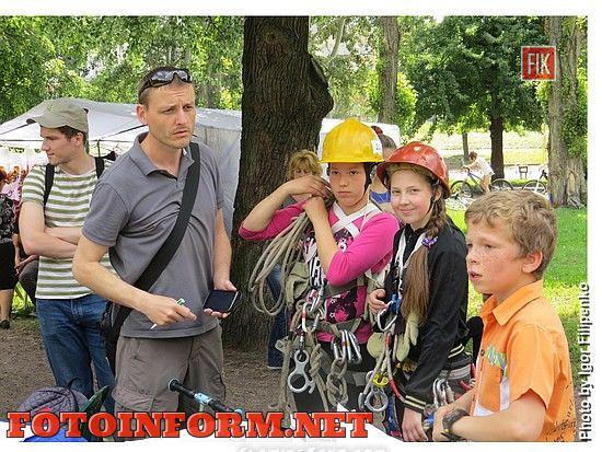 В Кировограде состоялся фестиваль для любителей активного отдыха, кировоградские новости, новости кировограда, фото игоря Филипенко