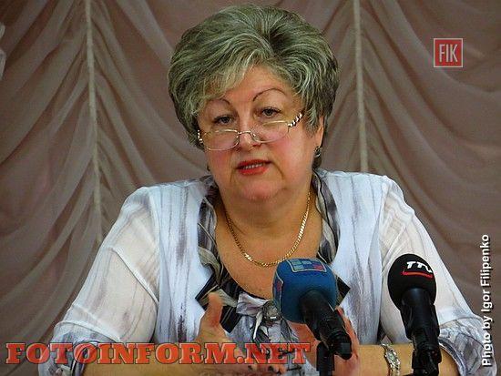 В Кропивницком экономия на энергоносителях станет эффективной, начальник управления экономики Кировоградского городского совета Елена Осауленко в ходе пресс-конференции