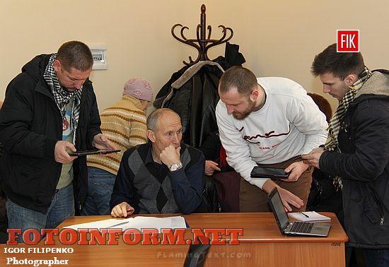 Сьогодні, 15 січня, у Кіровоградській міській раді відбулося засідання конкурсного комітету з визначення перевізників на міських автобусних маршрутах