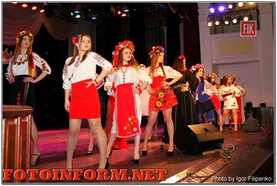 В Кировограде состоялось шоу женской красоты, известного украинского дизайнера Александра Працкова, РИМО, фото игоря Филипенко, кировоград, кировоградские новости,