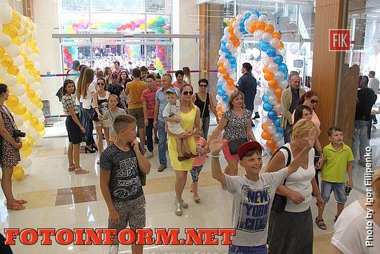 грандиозный праздник, посвященный открытию нового торгово-развлекательного центра DEPO't Center.