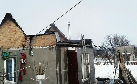 17 січня об 11:00 до Служби порятунку «101» надійшло повідомлення про пожежу дачного будинку у кооперативі ім. Тимірязева, що в обласному центрі.