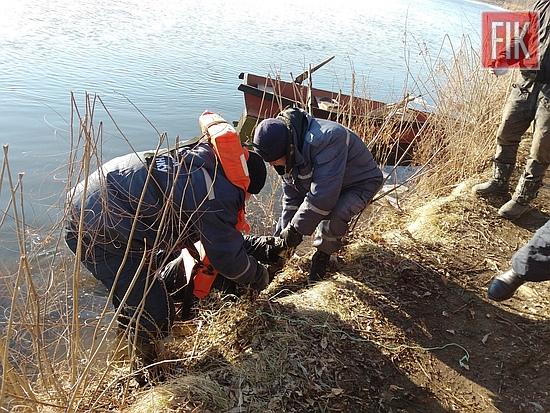 23 січня о 14:10 до Служби порятунку «101» надійшло повідомлення про необхідність надання допомоги по вилученню тіла потопельника, якого знайшов у р. Південний Буг поблизу Гайворонського кар'єра місцевий рибалка.