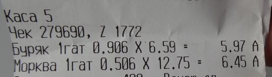 Сьогодні, 24 квітня, багато пенсіонерів Кропивницького скаржилися у місцевому супермаркеті на ціни, які різко піднялися в рази.