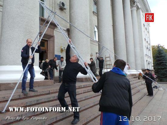 Завтра, 13 жовтня, на площі біля міської ради відбудеться реквієм «Герої не вмирають», який буде присвяченний Дню захисника України.