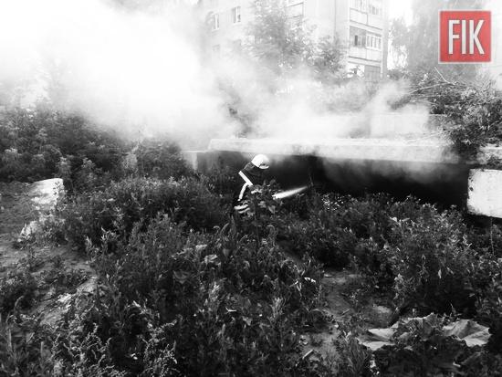 Протягом доби, що минула, рятувальники Кіровоградщини ліквідували 2 загоряння.