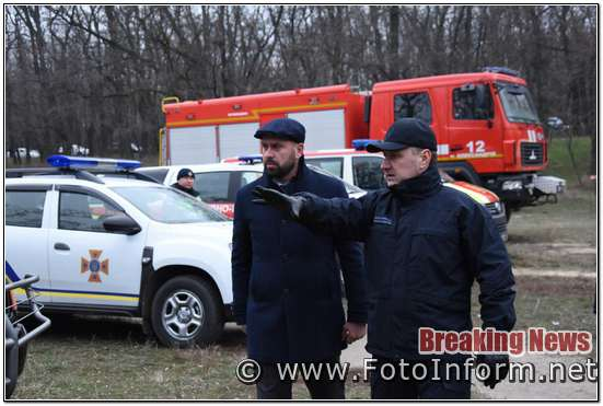 відбулась нарада штабу щодо проходження опалювального сезону у Світловодську