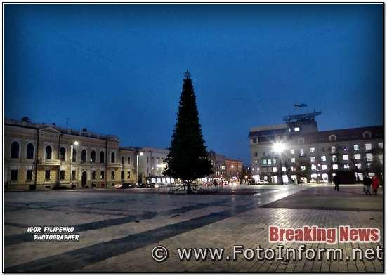 Прогулянка вечірнім Кропивницьким, фоторепортаж, фото игоря филипенко, фотоинформ,