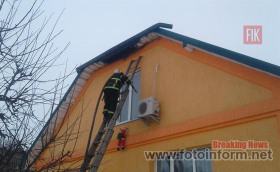Вогнеборцями, Кіровоградщини, ліквідовано 3 пожежі,
