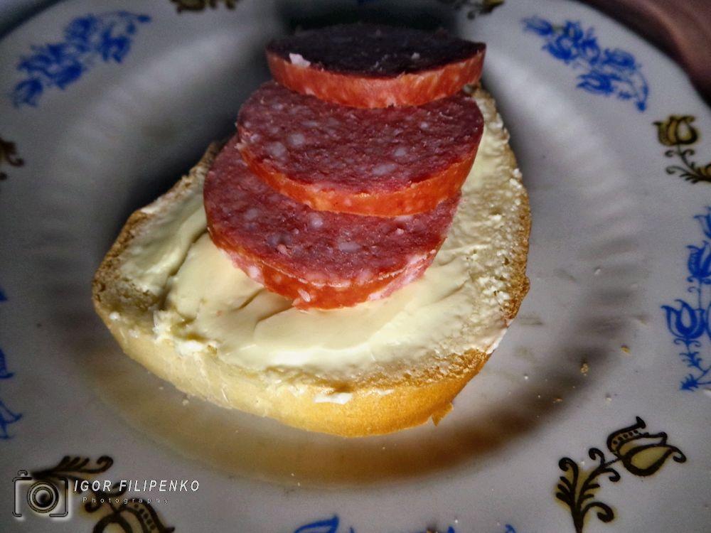 Бутерброд, їжа нездорова, некорисна і досить дорога, Уляна Супрун, фото игоря филипенко,