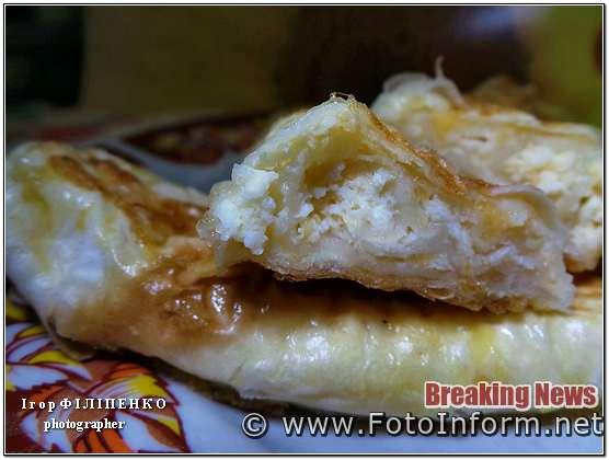 фото филипенко, кропивницкий новости, Еда за считанные минуты: трубочки из лаваша и творога (ФОТО)