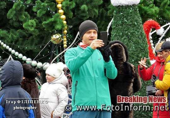 Кропивницький: у перший день нового року відбулася міська пробіжка