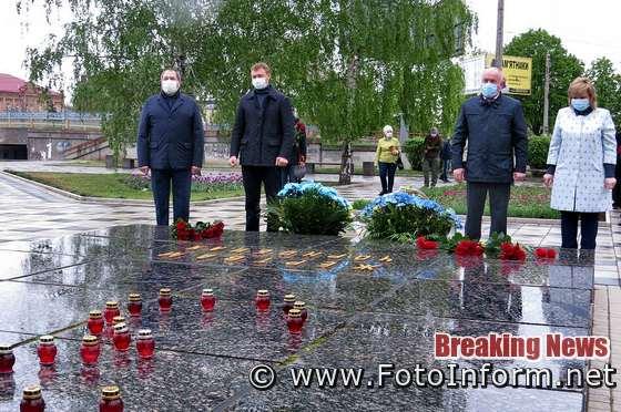 Річниця вибуху на Чорнобильській АЕС під час карантину у Кропивницьк
