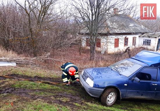 рятувальники відбуксирували 6 одиниць автотранспортних засобів, кропивницкий