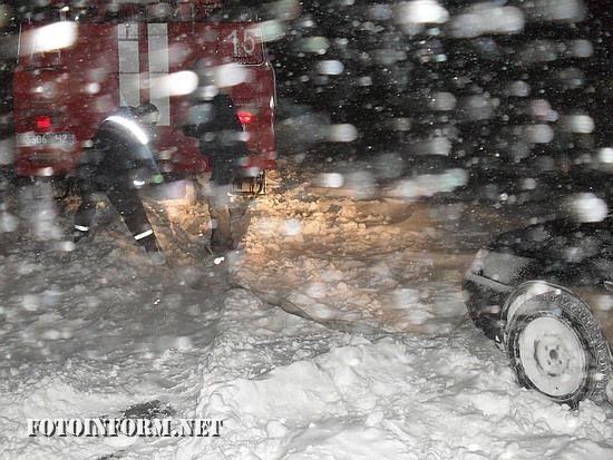 Рятувальники Кіровоградського гарнізону 31 раз залучалися до надання допомоги на автошляхах області (ФОТО)