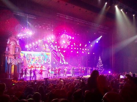 Як Олександр Лещенко «викрав» Різдво (ФОТО, ВІДЕО)