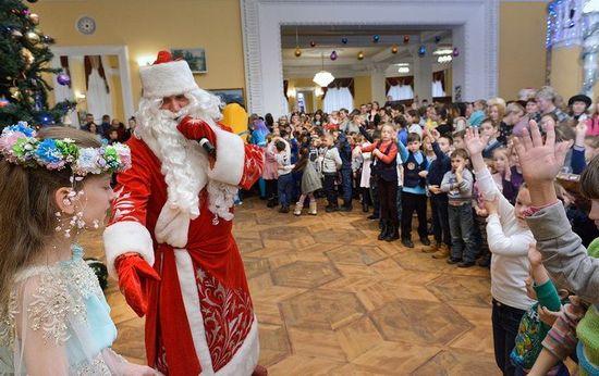 Сергій Кузьменко привітав дітей Кіровоградщини з Новорічними святами (ФОТО)