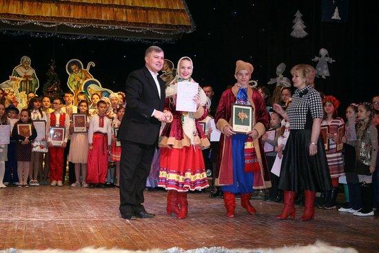 Вихованці хореографічного ансамблю «Росинка»
