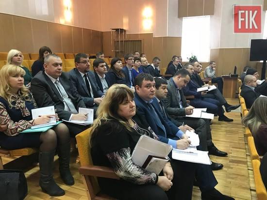 Під головуванням прокурора Кіровоградської області Анатолія Коваленка відбулася оперативна нарада, на якій обговорено результати роботи органів прокуратури області у 2017 році та визначено першочергові завдання на 2018 рік.