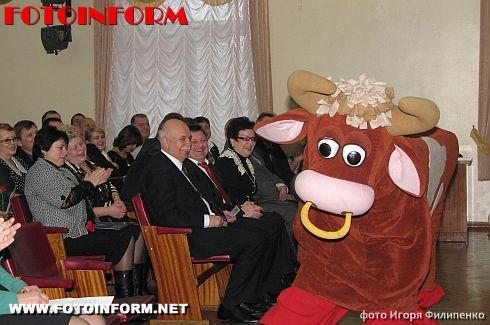 Праздник в Кировоградском городском совете (ФОТОРЕПОРТАЖ)