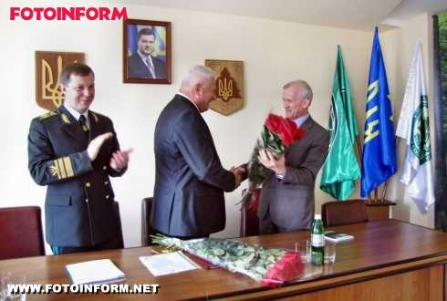 Кіровоградщину відвідав Перший заступник Голови Державного агентства лісових ресурсів України (ФОТО)