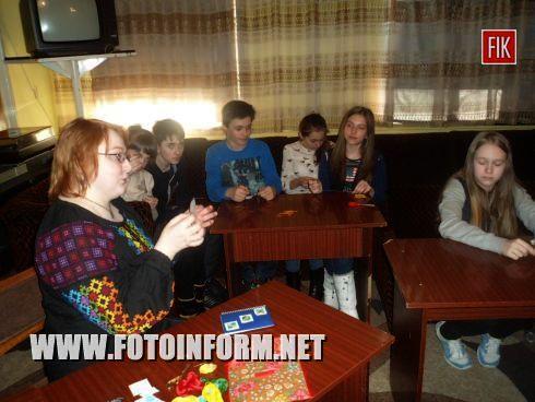 В Кировограде состоялось мероприятие с целью содействовать возрождению традиций исторического прошлого, Виктория Шкаба