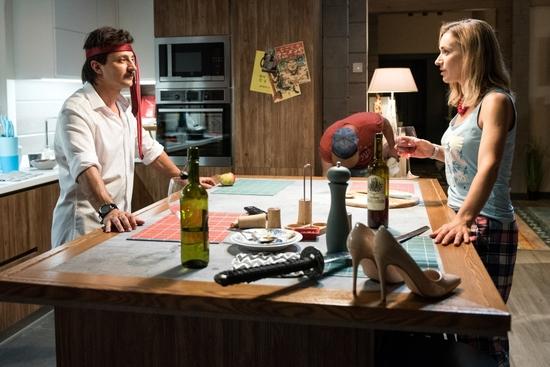 Зеленский, студии «Квартал 95», «Я, ты, он, она», романтичной комедии года
